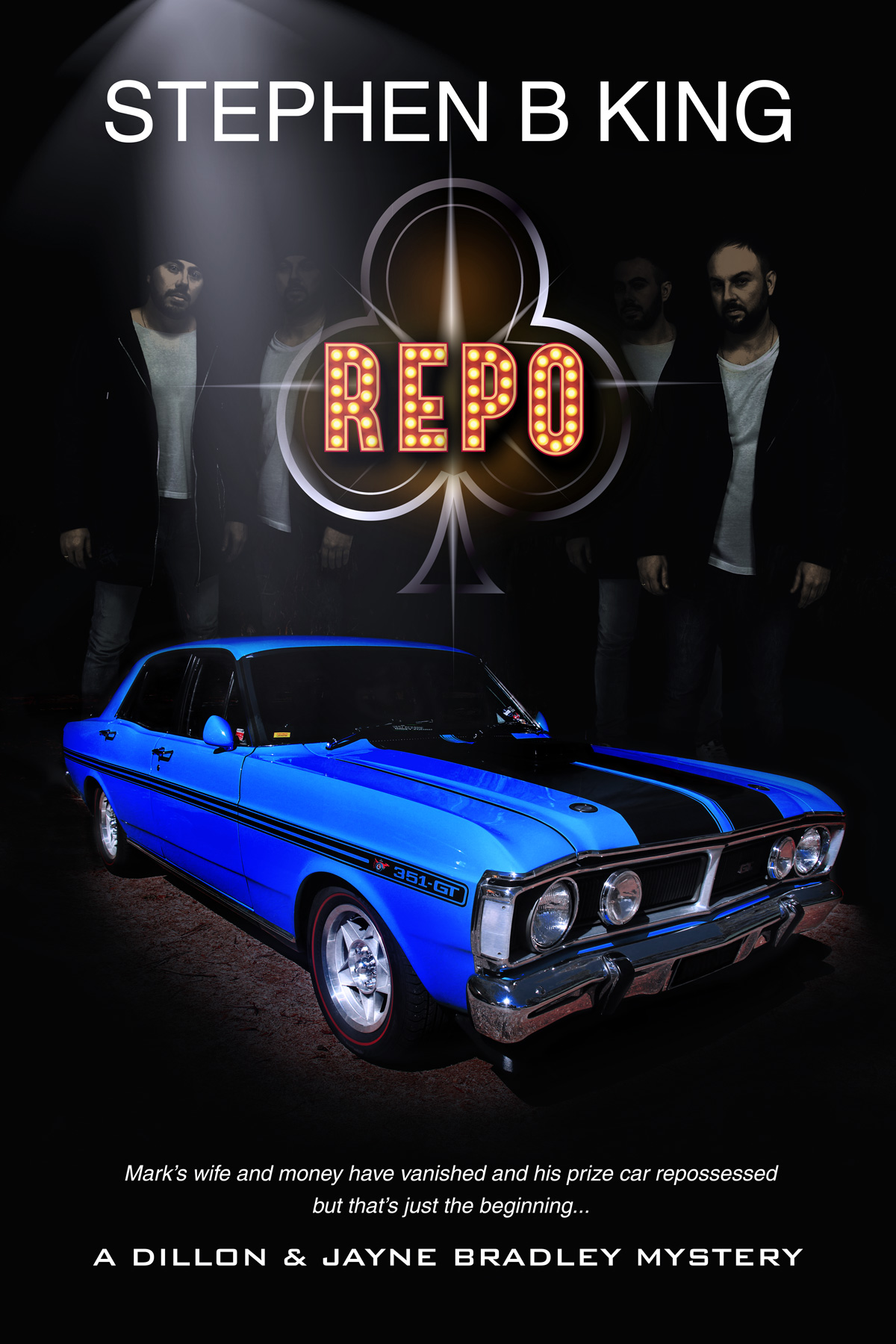 Repo by Stephen B King