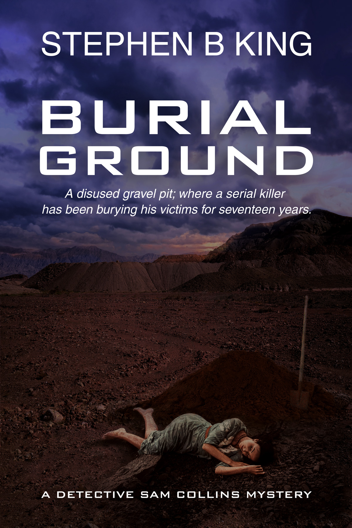 Burial Ground by Stephen B King