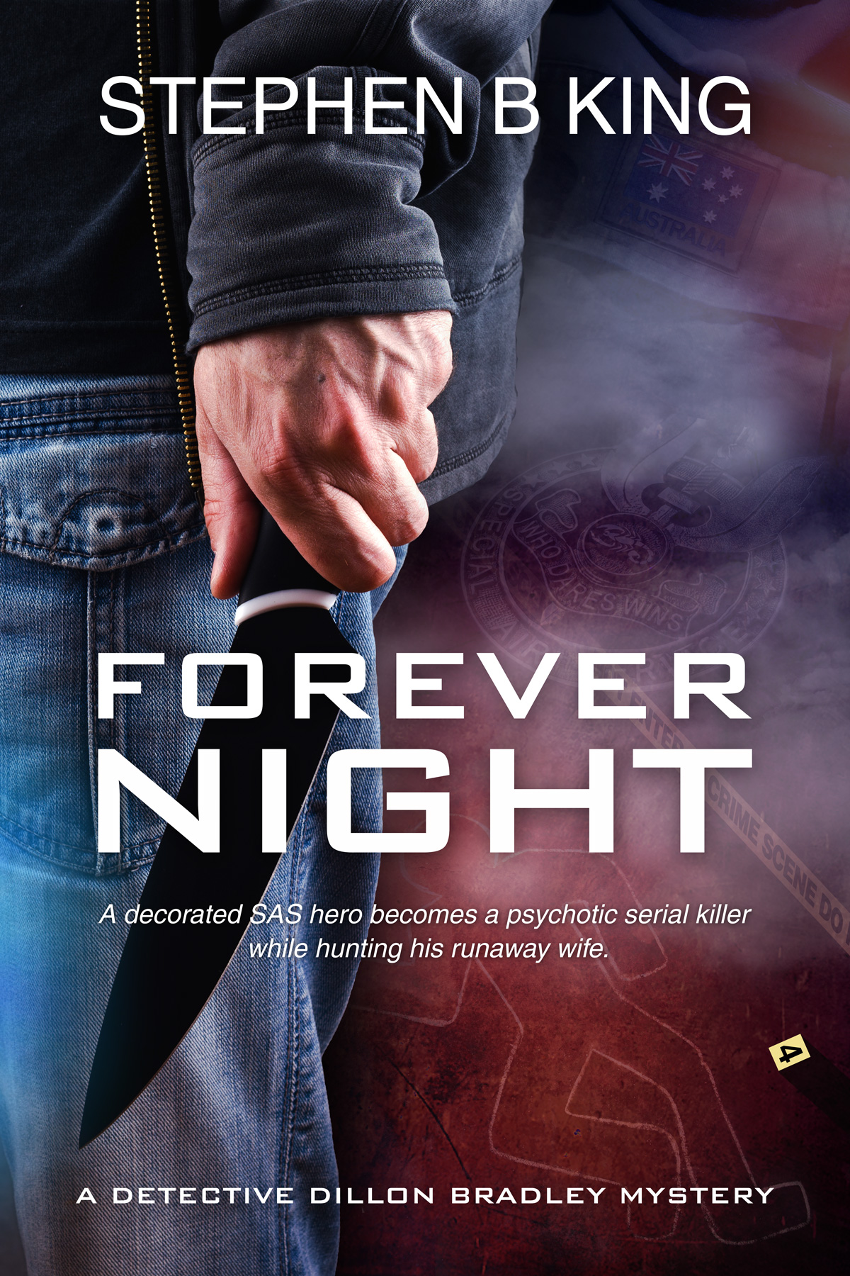 Forever Night by Stephen B King