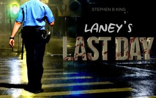 Stephen B King Book Laney's Last Day