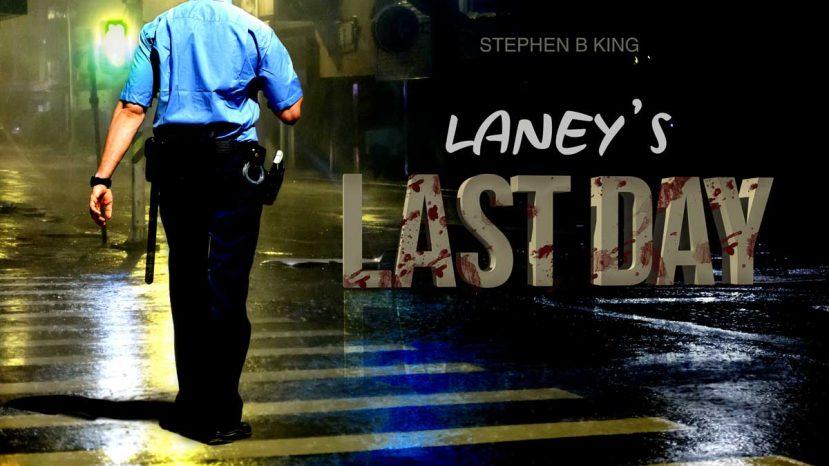 Stephen B King Book Laney's Last Day